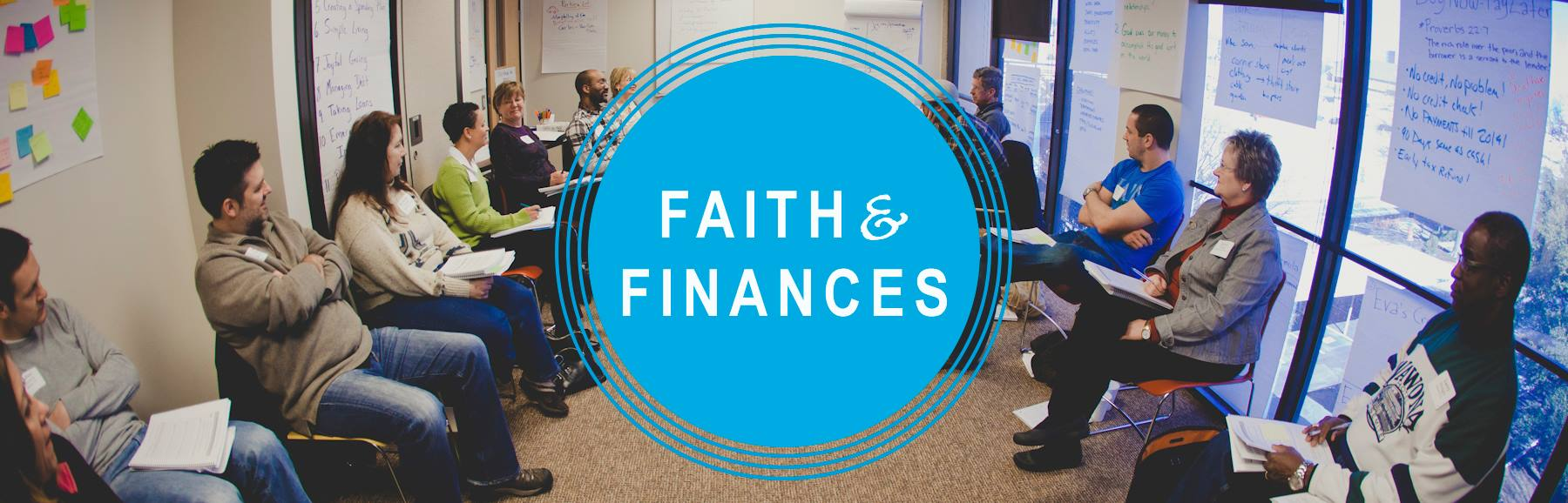 Faith & Finances Registration